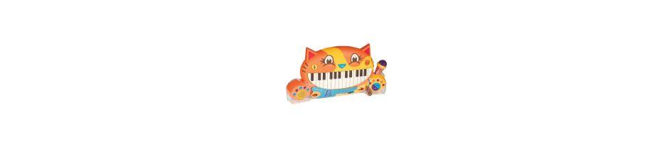 Zvukové hračky pre najmenších